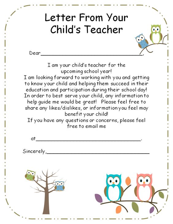 How to write a letter about yourself for your teacher image how to write a letter about yourself for your teacher images 7 best images about welcome spiritdancerdesigns Gallery