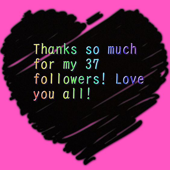 Thanks so much! Love you guys! -Angel