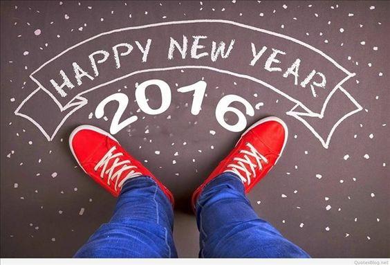Um Bom Ano de 2016!