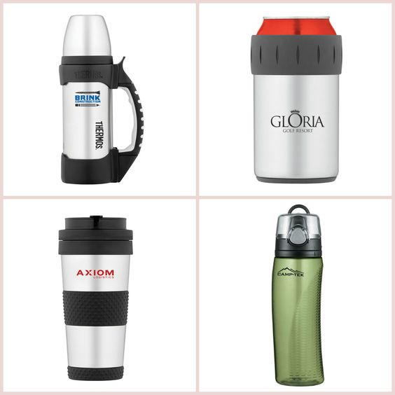 Thermos Drinkware from HotRef.com