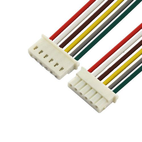 2 54mm Pitch Molex 5264 6p Connector Wire Harness For Battery Led Light Led Lights Wire Connectors Connector