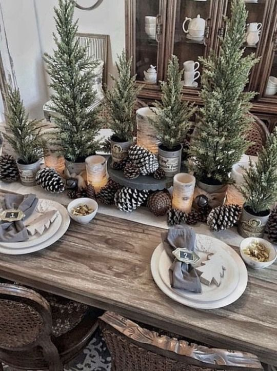 My Eyes Christmas Table Decorations Christmas Tablescapes Christmas Dining Table