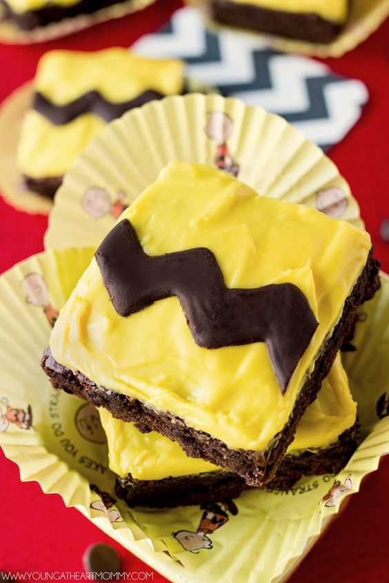 Charlie Brown Brownies  & The Peanuts Movie Gift Set Giveaway…: