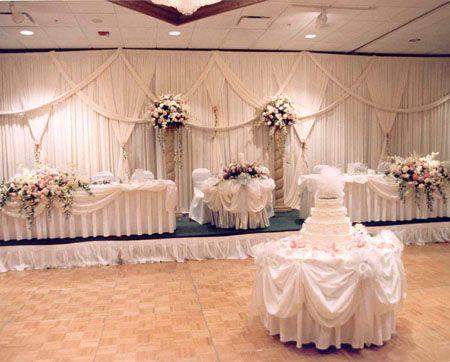 Wedding Head Table Decoration Ideas | Image : Head Table Decoration    HT 008 05 | 6 14 14 | Pinterest | Head Tables, Table Decorations And  Wedding Stuff