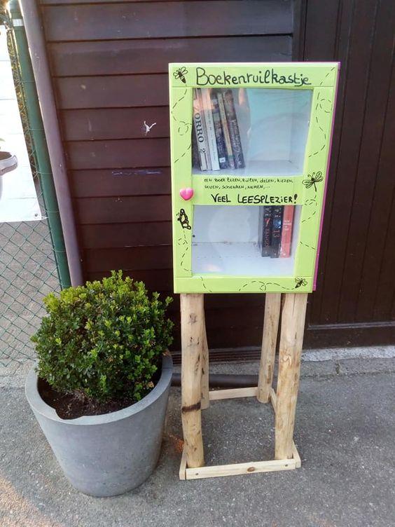 boekenruilkast Grimbergen