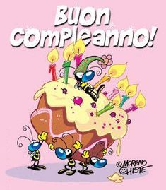 Pin On Compleanno