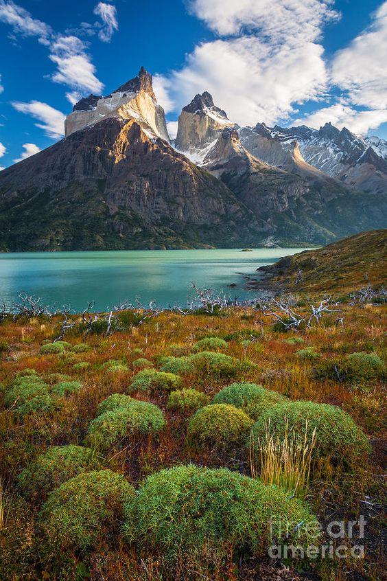 ✯ Majestic Los Cuernos - Chilean Patagonia
