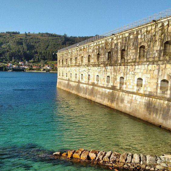 El Castillo de La Palma, en  #Mugardos #riadeferrol #ferrol #Acoruña#galicia vía @marante58 #SienteGalicia      ➡ Descubre más en http://www.sientegalicia.com/