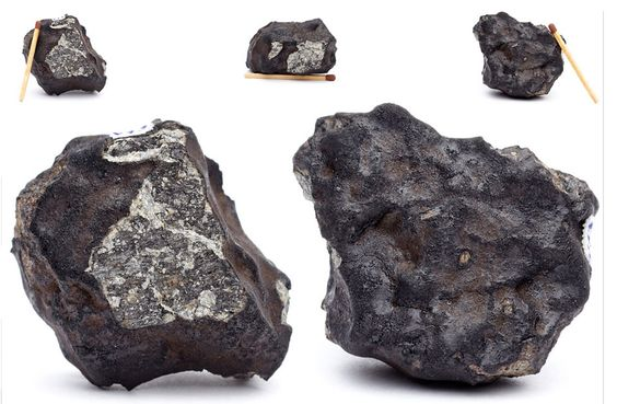 Russian meteorite.   Photo by Pavel Maltsev.
