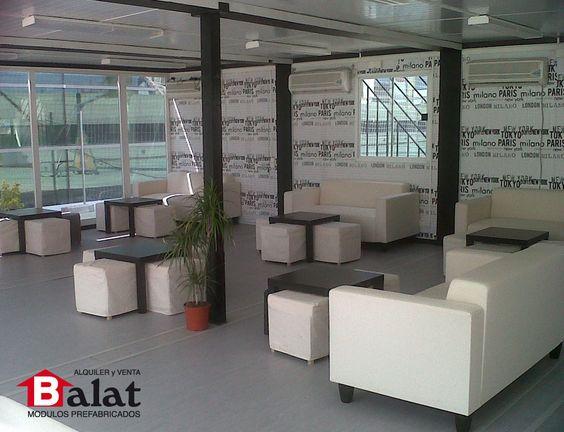 Construcci n modular bar modular en la playa caseta prefabricada m dulos prefabricados casetas - Balat modulos prefabricados ...