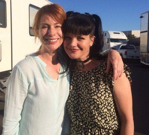 Zákulisí - 12. řada, Paulley a hostující Diane Neal (zvláštní agentka CGIS Abigail Borinová)