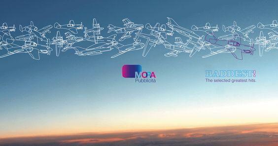 Copertina della nostra brochure #morapubblicità #brochure #graphic #advertising #cover #agency