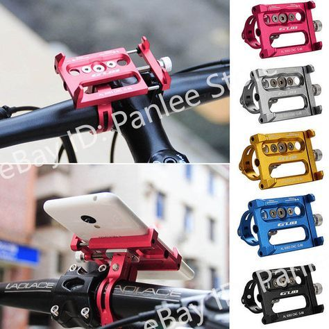 Metal Bike Bicycle Holder Motorcycle Handle Phone Mount For Iphone Cellphone Gps In 2020 Bicycle Bike Bike Handlebars Bike Holder