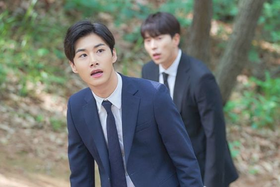 "Yoon Hyun Min And Seo Ji Hoon Get Lost In The Woods In ""Mama Fairy And The Woodcutter"""