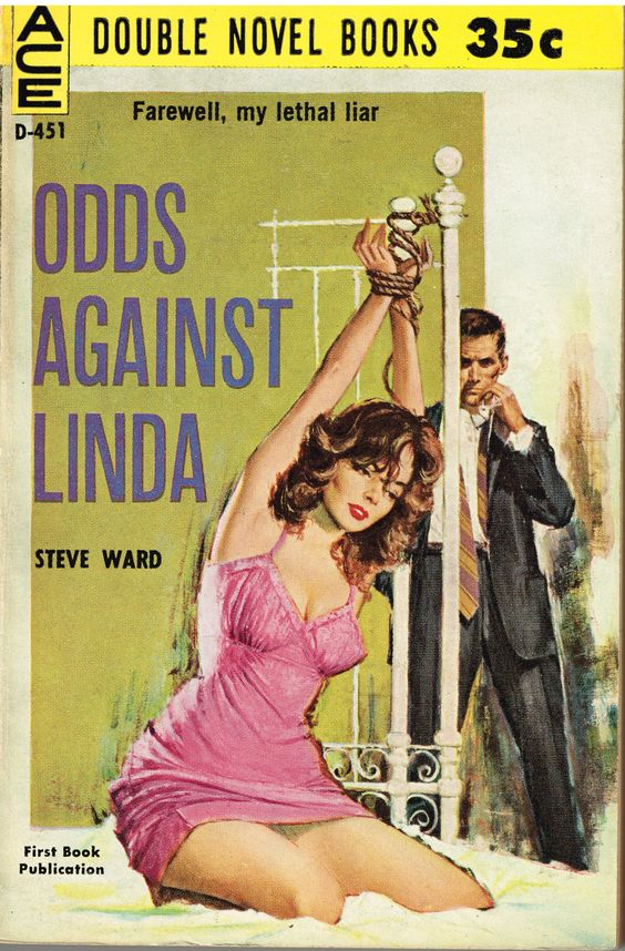 Odds against Linda - She should to be liking it... That guy is Christian Gray, isn't he?