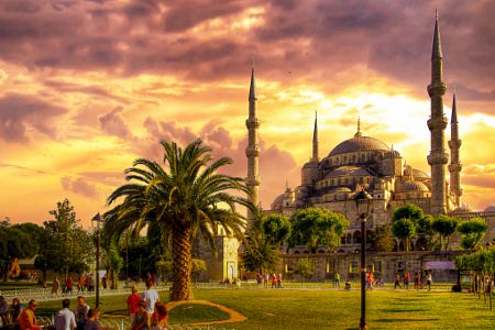 Sultanahmet by Mohammed Abdo
