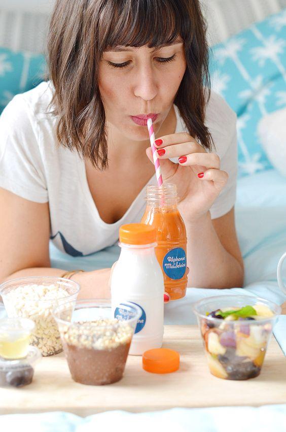 Vous avez envie de vous offrir un petit-déjeuner magique ? J'ai testé : la livraison de petit-déjeuner vegan, bio et sans gluten d'Alphonse et Madeleine ! www.sweetandsour.fr