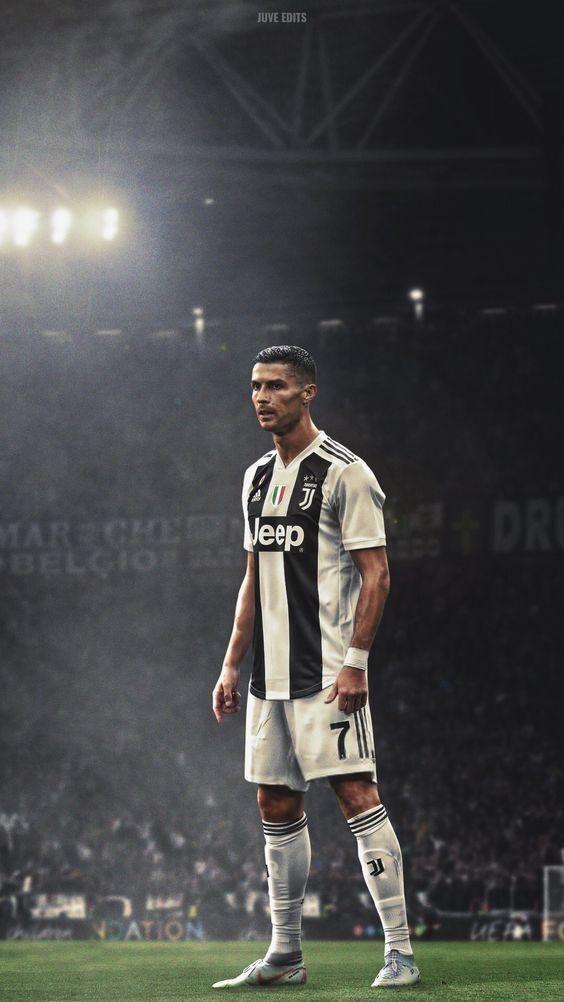 Cristiano Ronaldo Juventus Wallpapers Pemain Sepak Bola Gambar