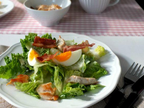 Eine Salatliebe - Ceasar Salad