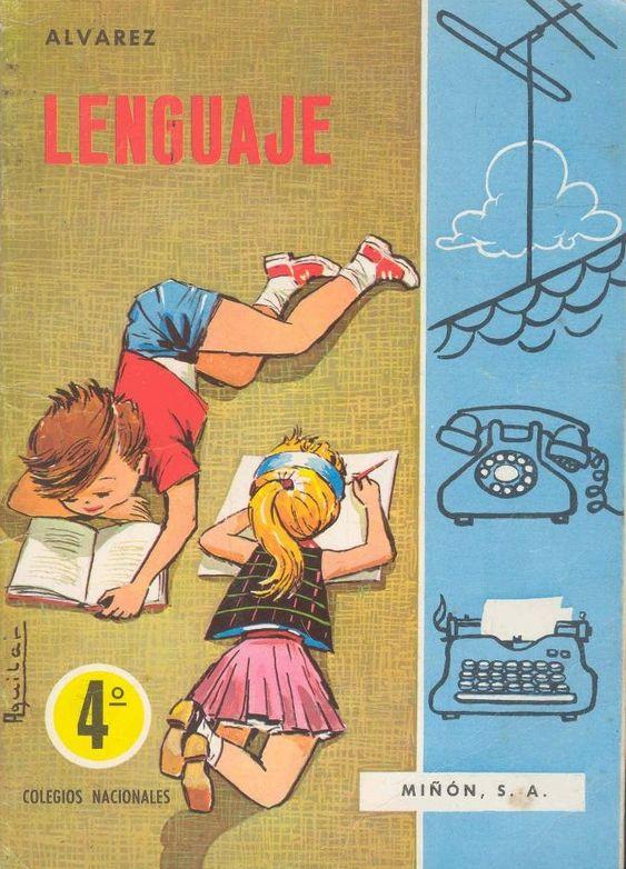Lenguaje 4º curso, de Alvarez 1969