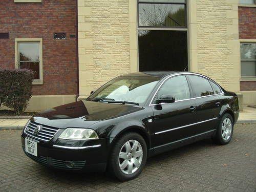 passat w8 saloon 2003 black cream leather just arrived for sale volkswagen passat volkswagen vw passat volkswagen passat volkswagen vw passat
