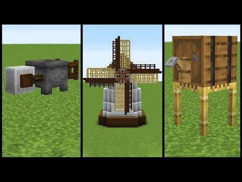 40 Minecraft Building Tricks And Tips In 114 Youtube