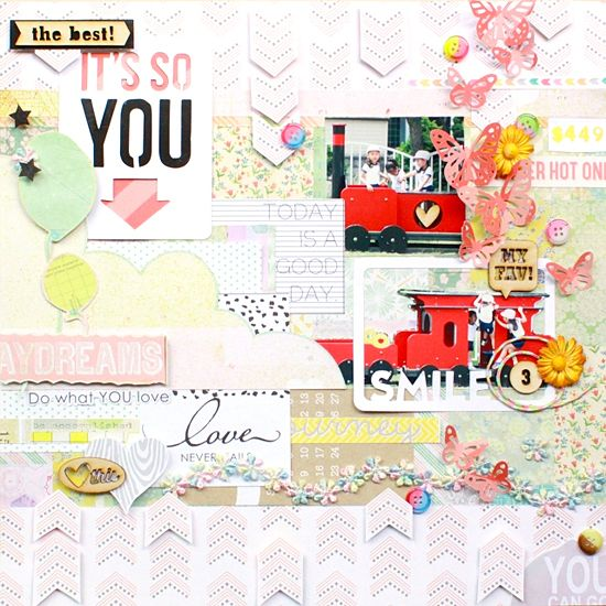 by rinko-- Scrap Bag 2014 April