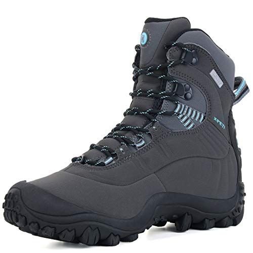 XPETI Women's Thermador Mid High Top Waterproof Hiking