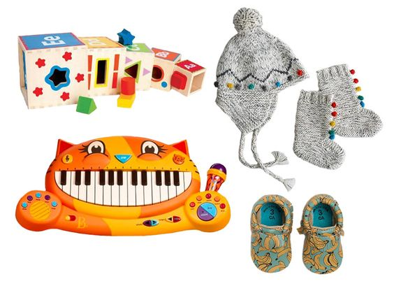 2015 Holiday Gift Guide: Baby
