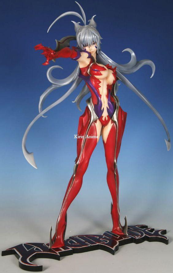 Kirin Hobby : Witchblade: Amaha Masane ~ Power Up Version 1/6 Figure by Kotobukiya