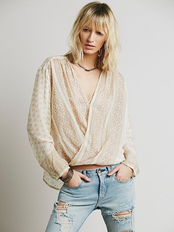 Free People FP ONE Before Dawn Top at Free People Clothing Boutique