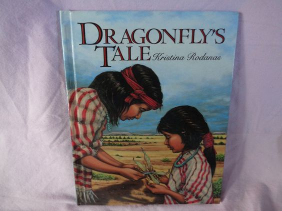 vintage 1991 Dragonfly's Tale book retold by Kristina Rodanas by TheVintageKeepers on Etsy