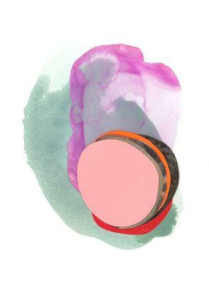 collage peinture couleur