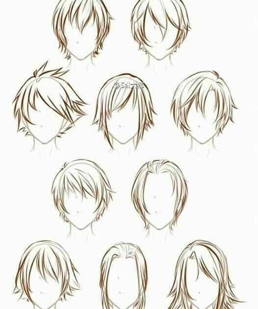 10+ Hairstyles reference information