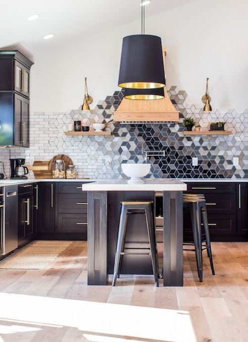 10 Kitchens That Made Backsplash Cool Again Interior Design