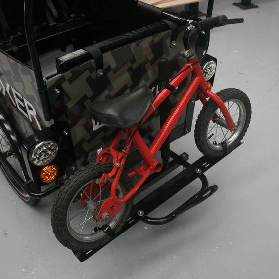 Boxer Shuttle Cargo Bike Boxer Bike Rack