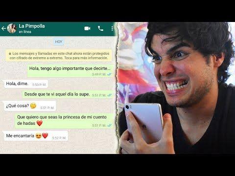 Cómo Enamorar A Una Mujer Por Whatsapp Youtube Enamorar A Una Mujer Conquistar A Una Mujer Canciones De Maluma