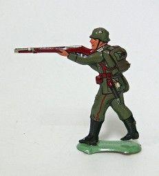 Pennytoy Fischer Blech Soldat