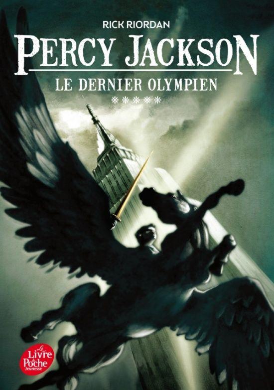 Rick RIORDAN - Percy Jackson 5 Le Dernier Olympien
