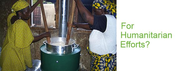 StoveTec Makes Safe Stoves For Poverty Stricken Countries.