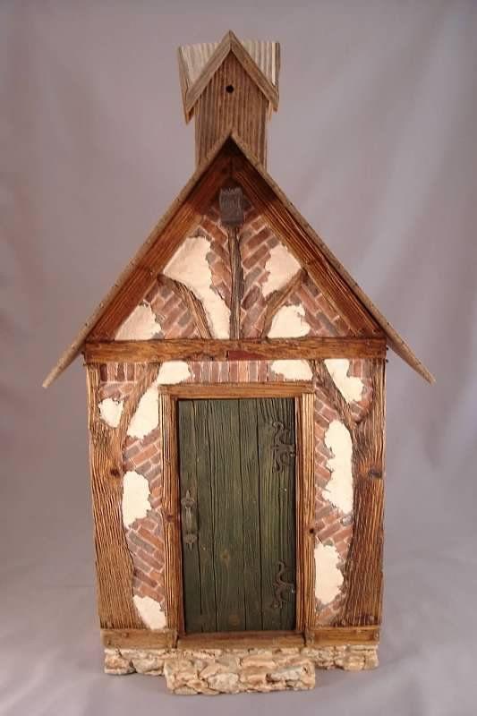 Tudor Potting Shed