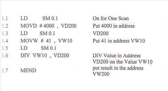 instruction list plc programming