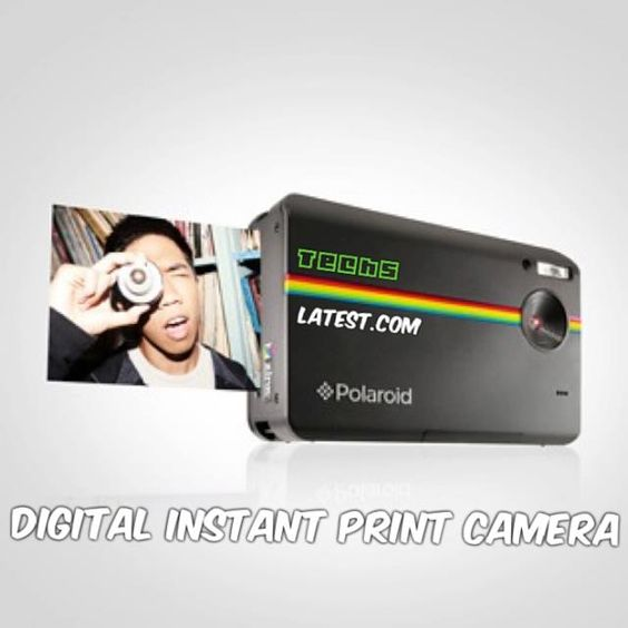 "With this Polaroid instant digital camera it features a integrated printer that allows you to instantly capture , edit , and within less then a minute , print full color , 2x3"" prints. Also easy to use features to upload pics to all   your favorite social media sites .  $249.99  http://www.amazon.com/gp/product/B008GVXKUW/ref=as_li_ss_tl?ie=UTF8=techlate-20=as2=1789=390957=B008GVXKUW"