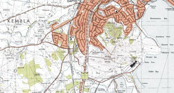 OZraster 1:25,000 maps for oziexplorer