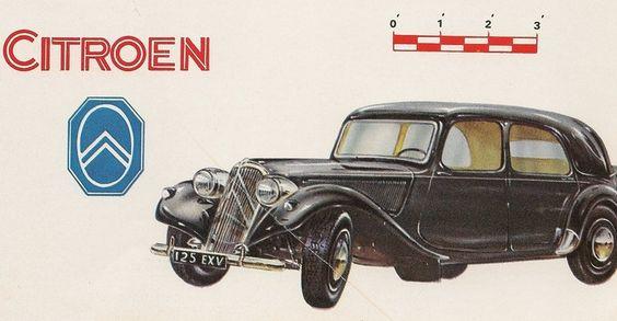 Une voiture mythique  Tour à tour voiture de la Gestapo, puis icône de la Résistance, la Traction Avant a énormément marqué les mémoires collectives. Elle a été distribuée par la marque Citroën de 1934 à 1957. Autres particularités : sa facilité à être volée et sa rapidité, liée au fait que les deux roues motrices soient celles de l'avant, et non de l'arrière. Elle a donc longtemps été le véhicule préféré des gangsters...  C'est en tout cas la voiture qui a donné son nom au Gang de Pierrot…
