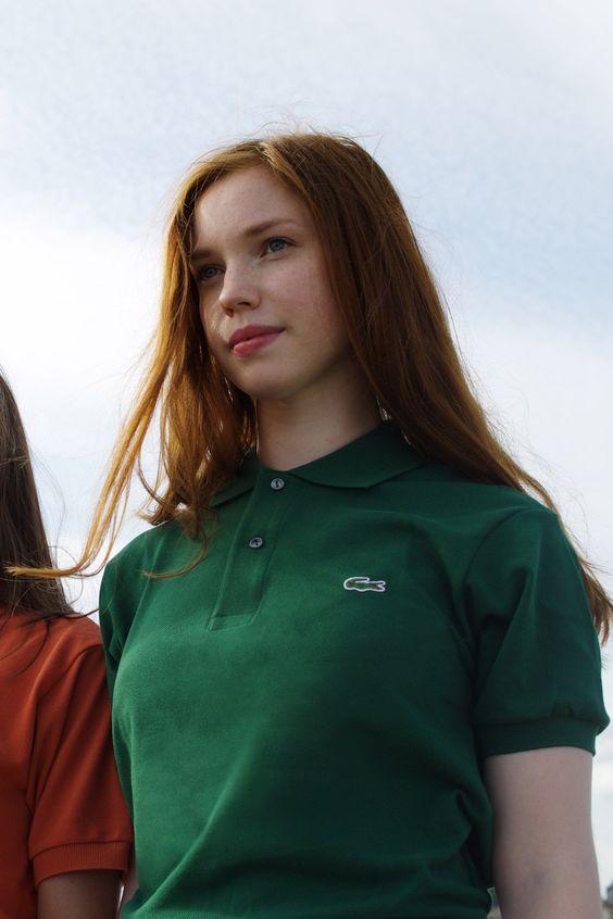 Étude Chromatique - Une histoire de Pictoresq pour Lacoste #ginger