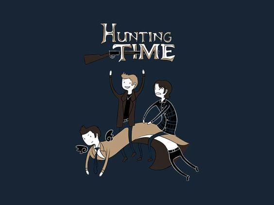 Supernatural Time!!