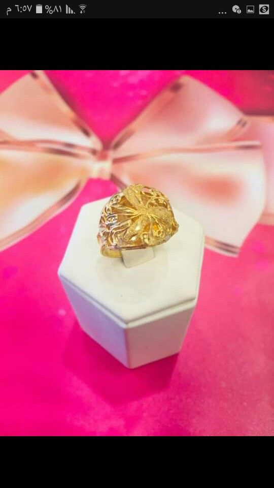 Pin By Alaa Alaa On خواتم ذهب فيس Class Ring Rings Jewelry