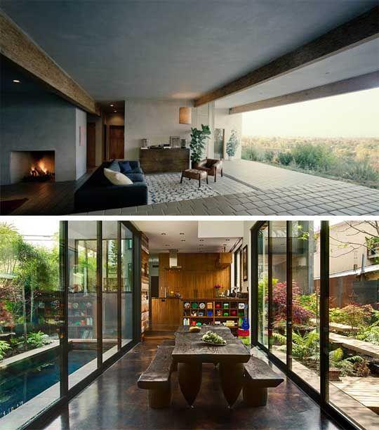 The bottom pic | Fantastic pool / room combo