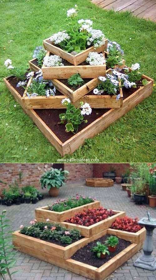 Lifted Bed Backyard Design Tips With Images Diy Garden Projects Diy Raised Garden Vintage Garden Decor